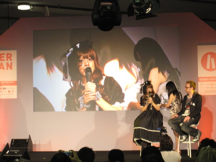 Interview ~Hyper Japan~