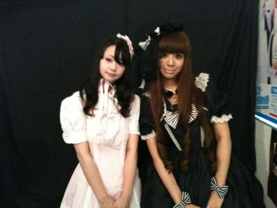 Kanon and her fans (2)
