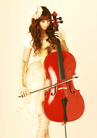 Promotional picture (2) (From JPop CD Covers)