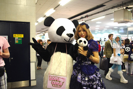 Kanon and the Pandas